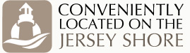 Conveniently Located on the Jersey Shore - Serving NJ & eastern PA
